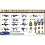 Modern British Army Weapon & Personal Equipment