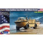 Modern USN LARC-V w-Combat Rubber Raiding Craft
