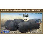 British air portable fuel containers, Mk.5 (APFCS)