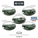 Bolt Action: Churchill Tank