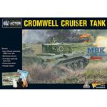 Bolt Action: British Cromwell Cruiser tank