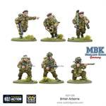 Bolt Action: WWII British Airborne