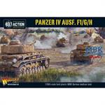 Bolt Action: Panzer IV Ausf. F1/G/H