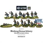 Bolt Action: Blitzkrieg German Infantry