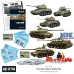 Bolt Action: Tank War- Soviet starter set
