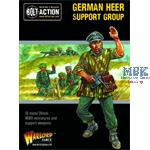 Bolt Action: German Heer Support Group