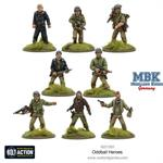 Bolt Action: Oddball Heroes - Stoßtrupp Gold