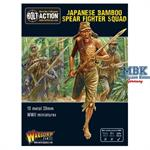 Bolt Action: Japanese Bamboo Spear Fighters