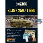 Bolt Action: Sd.Kfz 250/1 Neu