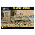 Bolt Action: Oddball Sherman - Stoßtrupp Gold