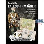 Deutsche Fallschirmjäger Band 3 : Einsätze,Abzeich