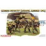 German Infantry Ukraine Summer 1943