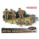 British Infanty - Normandy 1944