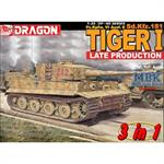 Tiger 1 Late Production (3 in 1), Ausf. E
