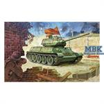 T-34/85 with Bedspring Armor  ~ Premium Edition