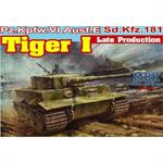 Tiger I late Production 3 in 1