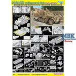 Sd.Kfz.10/5 w/Armor Cab f. 2cm Flak 38 ~ Smart Kit