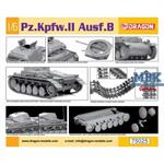 Panzerkampfwagen II Ausf. B 1:6
