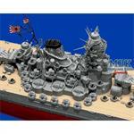 Japanese Battleship Yamato new tool Premium Editio