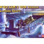 LCM-3 USN Vehicle Landing Craft