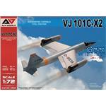 VJ-101C-X2 SUPERSONIC-CAPABLE VTOL FIGHTER