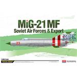 "MiG-21MF ""Soviet Air Forces & Export"" Limited Ed."