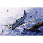 "USN SB2U-3 Vindicator ""Battle of Midway"""