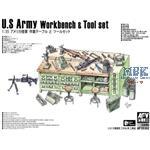 U.S Army Workbench & Tool set