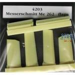 Messerschmitt Me 262 Landeklappen