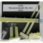 Messerschmitt Me 262 Vorflügel