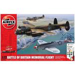 Battle of Britain Memorial Flight 1:72