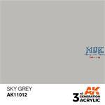 Sky Grey (3rd Generation)