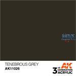 Tenebrous Grey (3rd Generation)