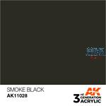 Smoke Black (3rd Generation)