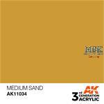 Medium Sand (3rd Generation)