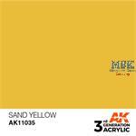 Sand Yellow (3rd Generation)