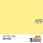 Ice Yellow (3rd Generation)