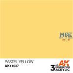 Pastel Yellow (3rd Generation)