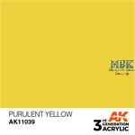 Purulent Yellow (3rd Generation)