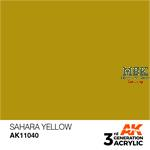 Sahara Yellow (3rd Generation)