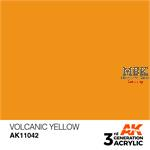 Volcanic Yellow (3rd Generation)