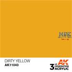 Dirty Yellow (3rd Generation)