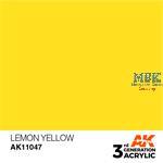 Lemon Yellow (3rd Generation)
