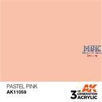 Pastel Pink (3rd Generation)