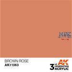 Brown Rose (3rd Generation)