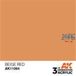 Beige Red (3rd Generation)
