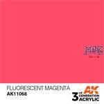 Fluorescent Magenta (3rd Generation)
