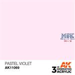 Pastel Violet (3rd Generation)