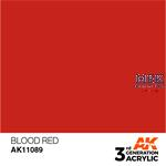 Blood Red (3rd Generation)