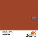 Brick Red (3rd Generation)